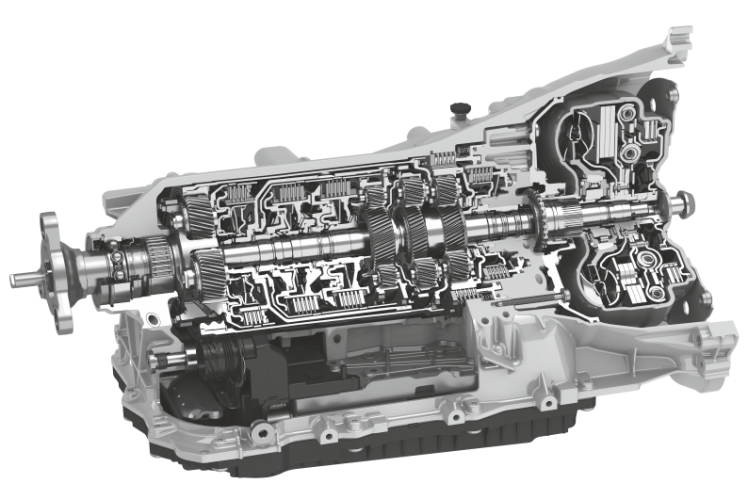 ZF-Gearbox